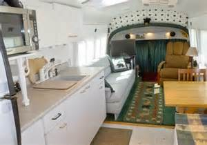 Camper Interior Decorating Ideas by Used Rvs Motorhome Rv Bus Conversion For Sale By Owner
