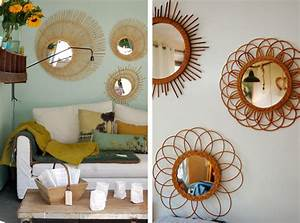 Miroir Deco Salon : le miroir un accessoire d co indispensable blueberry home ~ Melissatoandfro.com Idées de Décoration