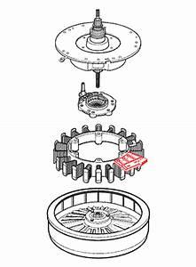 6501kw2002a Lg Motor Sensor Replacement