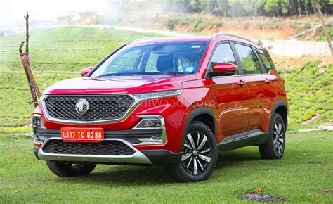 Wuling Almaz Wallpapers by Mg Hector Suv Review Here To Draw Attention