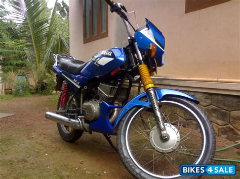 blue yamaha rxz picture 1 album id is 37758 bike located