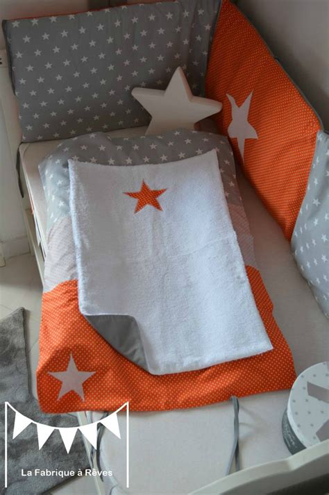 housse matelas a langer gris housse matelas 224 langer gris orange 233 toiles blanc d 233 coration chambre gar 231 on photo de 0 dispo
