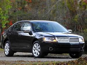 2008 Lincoln MKZ Pricing Ratings Reviews Kelley