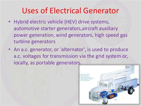Electric Motor And Electric Generator by Principle Of Electric Motor And Generator