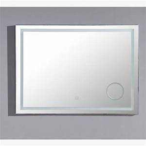 90 cm finest gl p cm hood with 90 cm interesting builtin for Carrelage adhesif salle de bain avec led loupe light