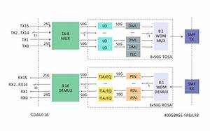 Cfp8 Fr8 And Lr8 For 400g U2014two Popular Pam4 Transceiver