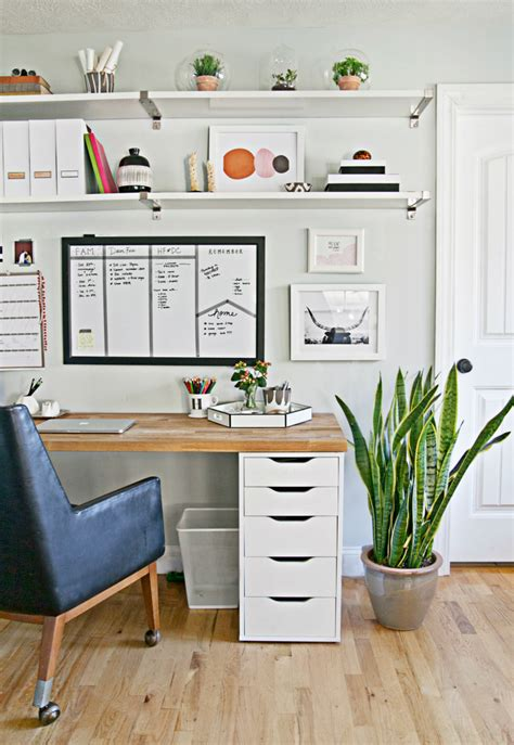 office decor 9 steps to a more organized office Home