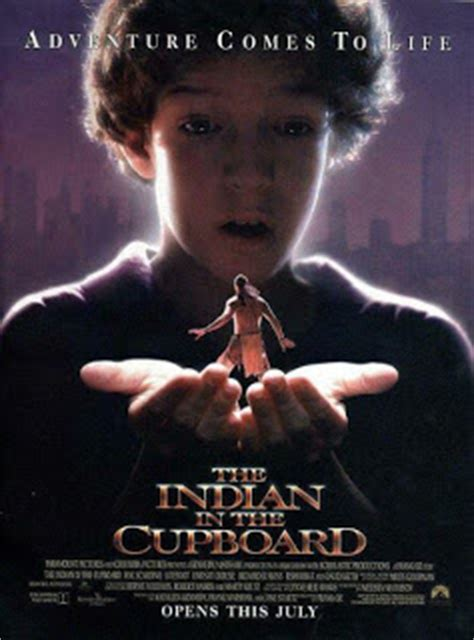 The Indian In The Cupboard by D Sexton Reading Journal The Indian In The Cupboard Book