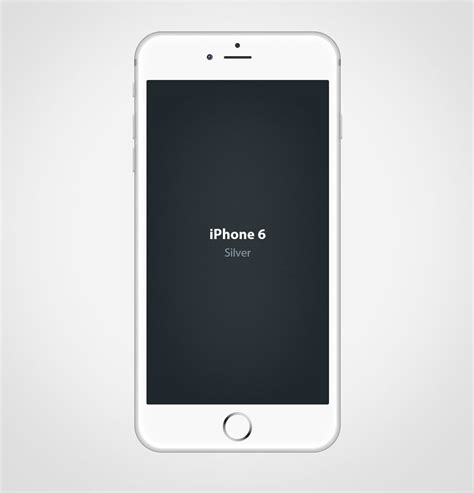free iphone collection of best free quot iphone 6 quot mockup design templates