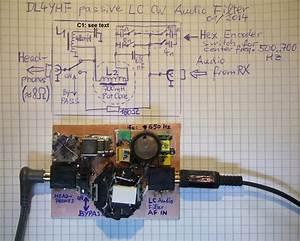 Passive Lc Cw Audio Filter