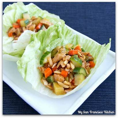 Lettuce Wraps Asian Pan Recipes Citizen Chef