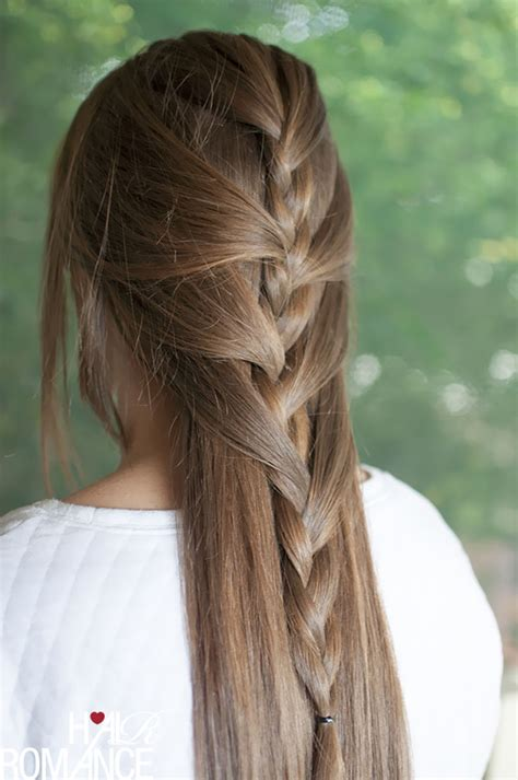 swept    sweeping  french braid tutorial