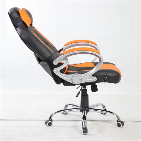btm luxury gaming swivel chair recliner which gaming