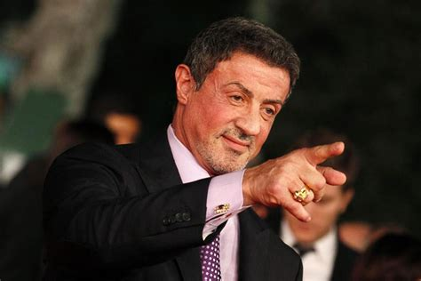 Sylvester Stallone New Movies News 2015