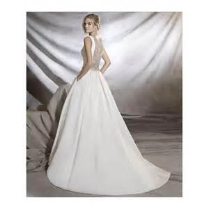 dressy dresses for weddings pronovias 2017 collection olmedo wedding dress