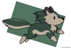 Chibi Wolf Link