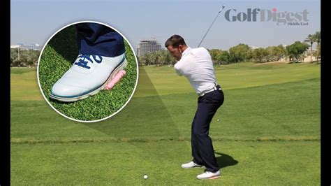 Transform your downswing move with this sponge drill - YouTube