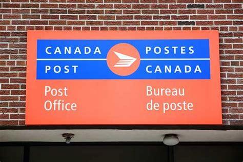 bureau poste canada postes canada permettra aux consommateurs de choisir leur