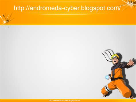 background powerpoint  tema naruto part