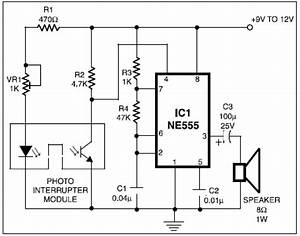 smoke alarm simple projects With water sensor circuit diagram using ic 555 loublet schematic