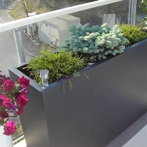Jardiniere Plastique Gros Volume : jardini re r sine polyester hauteur 50 cm bacs et jardins ~ Dailycaller-alerts.com Idées de Décoration