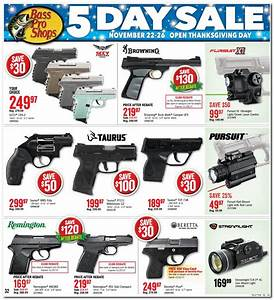 Bass Pro Shops Black Friday Ad 2017