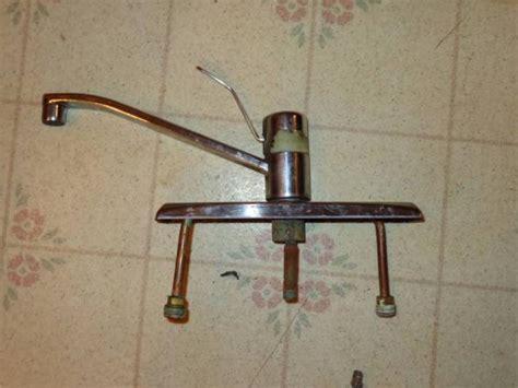 moen kitchen faucet  pressure doityourselfcom