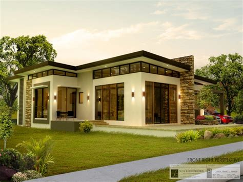 House Designs Philippines Also Small Modern Bungalow