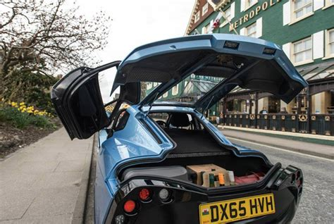riversimples rasa fuel cell electric car tested  uk roads