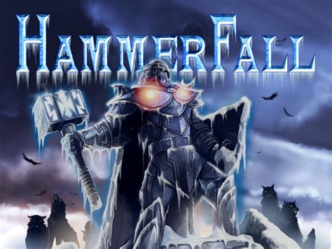 hammerfall  wallpapers hammerfall  stock