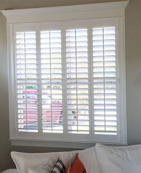 plantation shutter blinds best 25 plantation shutter ideas on kitchen