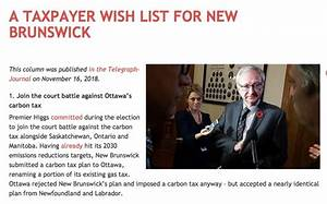 Canadian Taxpayers Federation's wishes are for big ...