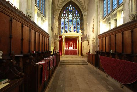 Pusey House Chapel John Salmon Cc By Sa   Geograph