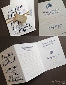 destination wedding information packet by fancy that nyc With wedding invitations nyc midtown