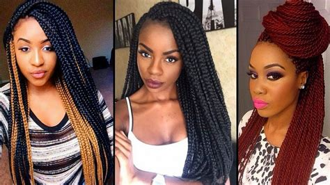 Black Hairstyles In Braids by Braids Hairstyles For Black 2018 2019 New Black