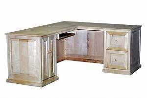 Modern L Shaped Desk Office Furniture