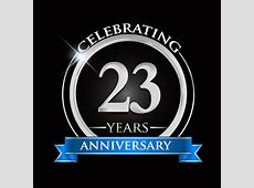 Happy 23rd Anniversary to us!