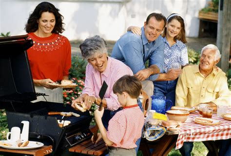survive a family gathering