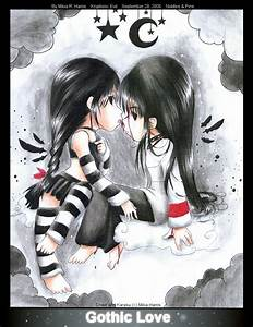 Gothic Love by minxy on DeviantArt