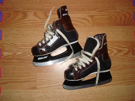 like new toddler bauer skates size 10 10 nepean ottawa 961 | 57499690 934