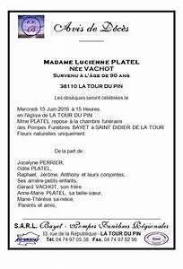 Avis De Deces Aisne : sarl bayet ambulances vsl taxis pompes fun bres ~ Dailycaller-alerts.com Idées de Décoration