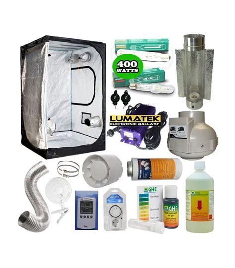 ventilateur chambre de culture pack complet tente eclairage pack complet chambre de
