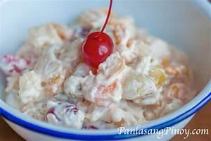 Pinoy Fruit Salad Recipe - Panlasang Pinoy