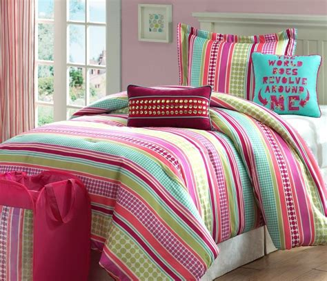 colorful stylish bedding  teen girls colorful