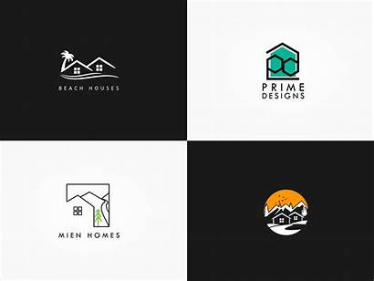 Minimalist Logos Construction Polka Types Dribbble Typy