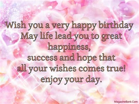 happy birthday wishes quotes  english