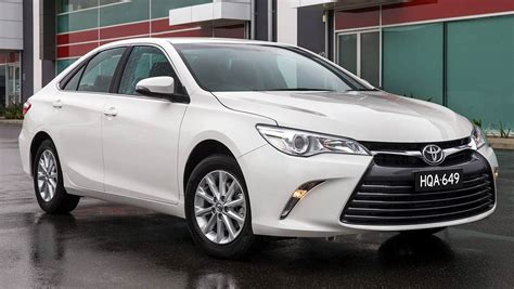 toyota camry  car sales price car news carsguide