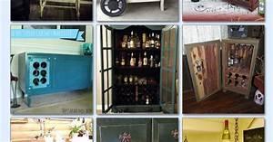 19 creatively repurposed wine racks Idea Box by Shannon O