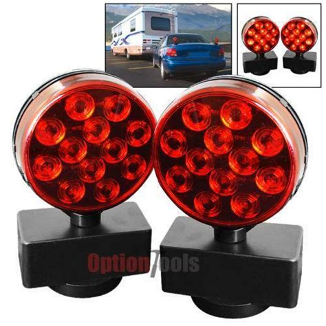 Tow Lights by Magnetic Tow Lights Ebay