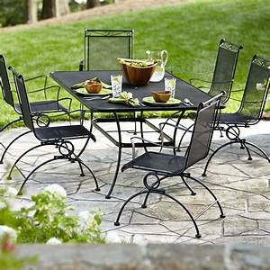 Garden Oasis Auburndale 7 Piece Spring Motion Dining Set ...